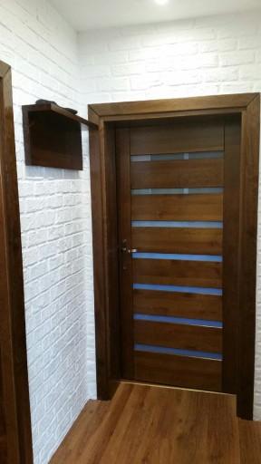 Drzwi drewniane sosnowe dębowe jesionowe na wymiar