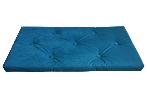 Wezgłowie Zagłówek Pikowany Do łóżka Wymiar 90cm