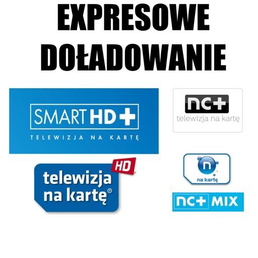 Telewizja N Na Karte Doładowanie.Doładowanie Smart Hd Tnk Nnk 1mc 1 Pbo Express