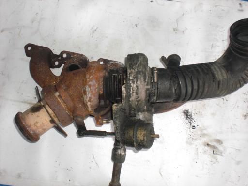 Turbosprężarka MERCEDES E290 2,9 TD A6020960599