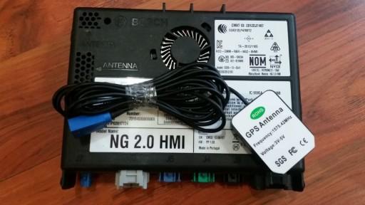 OPEL INSIGNIA IntelliLink navi Touch RF700 upgrade