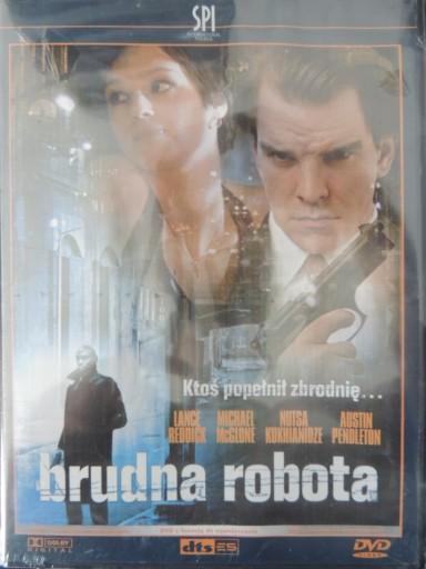 Dvd Brudna Robota Folia 7300999048 Allegro Pl