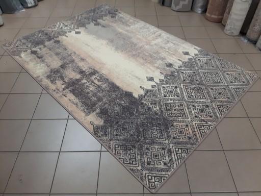 Dywan wełniany ISFAHAN NAWARRA 120x170 wrzosowy