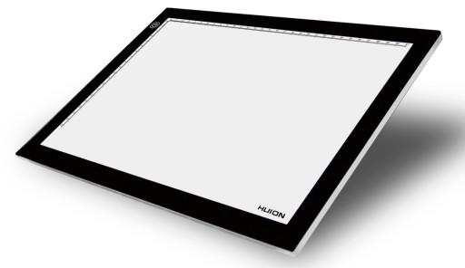 Podświetlana deska kreślarska A4 LED Light Pad