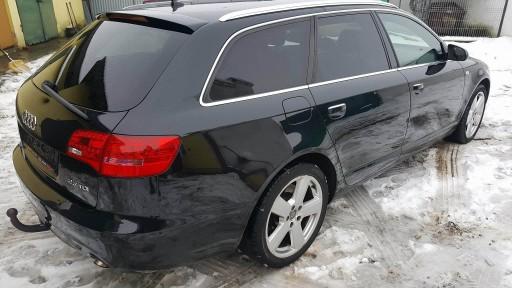 Audi A6 C6 Kombi Lz9y Blotnik Prawy Tyl Cwiartka Wyszkow Allegro Pl