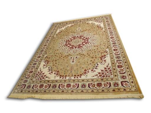 Dywany łuszczów Kaszmir 240x330 Rozeta Dev065