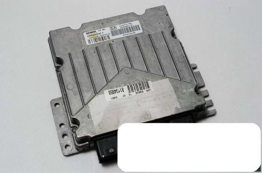 komputer PEUGEOT 406 2.0 5WS40024F-T SW9646801180