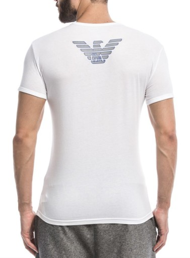 Emporio Armani koszulka t-shirt męski NEW roz L 10716210799 Odzież Męska T-shirty TT TNKMTT-4