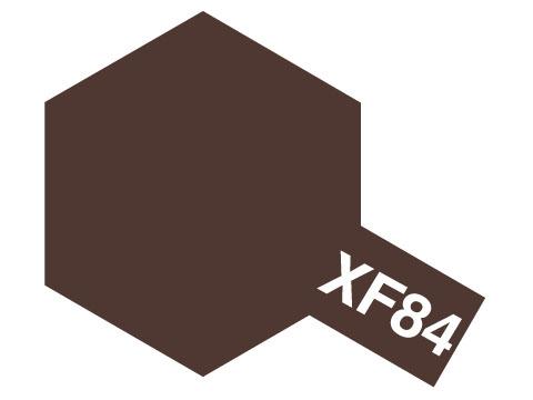 Farba akrylowa XF84 Dark Iron 81784 Tamiya TYCHY