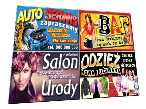 Baner Gotowe Wzory Wizytowki Ulotki Magnes Plakat