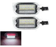 LED Lampki drzwi VW Polo Caddy Sharan Vento Touran