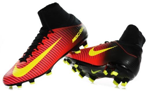 kupować buty do separacji sprzedaje BUTY NIKE KORKI MERCURIAL VELOCE DF FG 870 R. 40