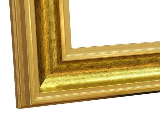 Złota rama 30x40 (40x30) cm