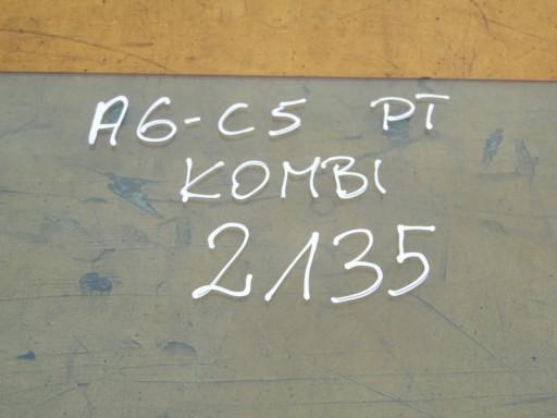 SZYBA PRAWY TYŁ KOMBI 02R  A6 C5