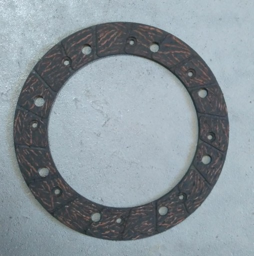 FACING PROTECTION CLUTCH PF 126