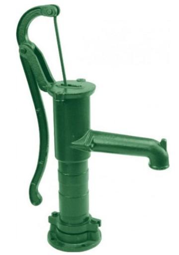 Poważnie Pompa ręczna ogrodowa do wody abisyńska abisynka 6766762614 AI39
