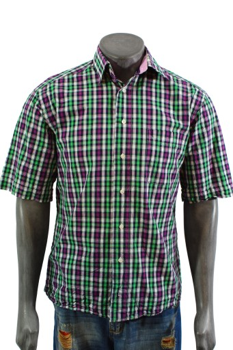 REDMOND Koszula w kratkę i jest styl! M 39/40