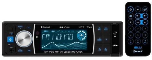 Radio Samochodowe Blow Mp3 Usb Sd Bluetooth 4x 60w 7499462238 Sklep Internetowy Agd Rtv Telefony Laptopy Allegro Pl
