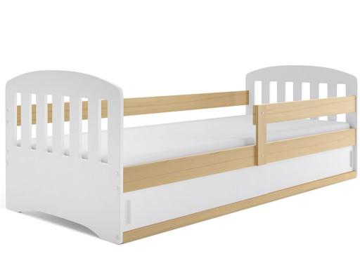 łóżko Dla Dzieci Happy 1 Jednoosobowe 160x80