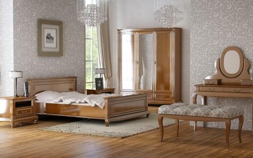 Ogromny Szafa do sypialni, el.z drewna, meble drewniane KH 7389539167 VJ41