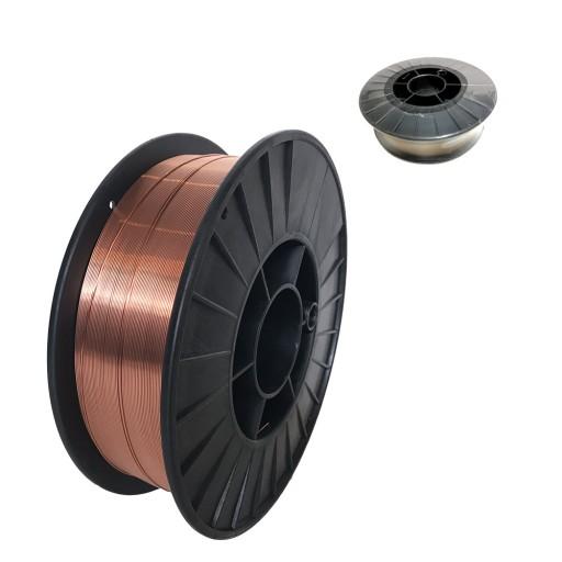 MIGOMAT drut spawalniczy stalowy SG2 0,8mm x 5kg
