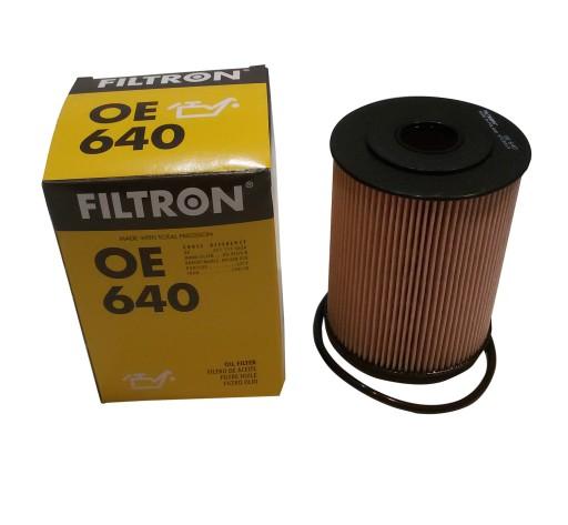 Original Filtron filtro aceite audi mercedes VW ford skoda Porsche Jeep