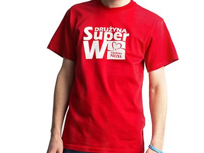 Koszulka Szlachetna Paczka SuperW męska S