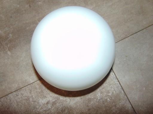 klosz do lampy 8 3cm średnic