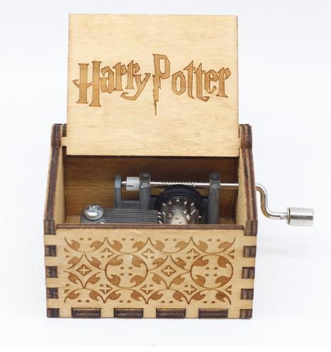 Pozytywka Harry Potter Hedwiga Theme Drewniana 7610324220 Allegro Pl