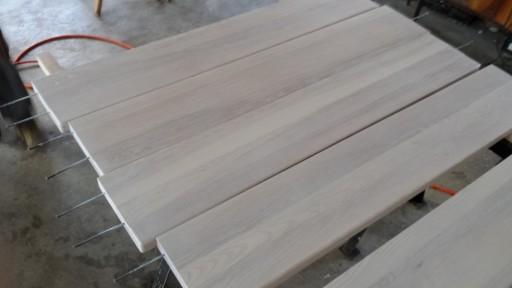 Parapety Drewniane Debowe 20x200 Cm Gr 4 Cm Plyta 6665816641 Allegro Pl