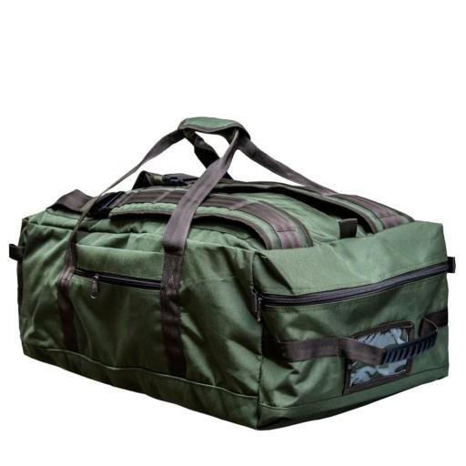 Torba - plecak wojskowa Oliwka 80 L
