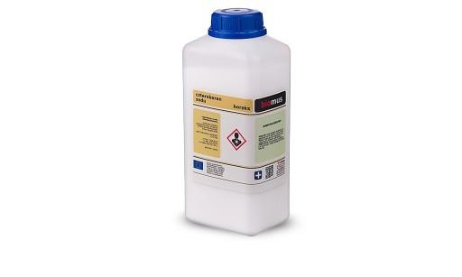 BIOMUS Czteroboran sodu BORAKS Czysty 99,9% 1000g