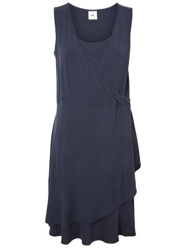 MAMA LICIOUS sukienka do karmienia IFI granat M/L