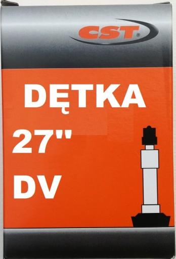 DĘTKA ROWER CST 27 x 1 1/4 DV rowerowy 32-630