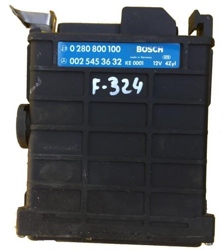 ECU MERCEDES W124 2.0 0025453632 0280800100