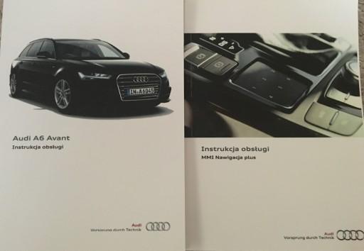 Audi A6 C7 Fl Kombi Mmi Polska Instrukcja Obslugi 210 Zl Allegro Pl Raty 0 Darmowa Dostawa Ze Smart Katowice Stan Nowy Id Oferty 9045211338