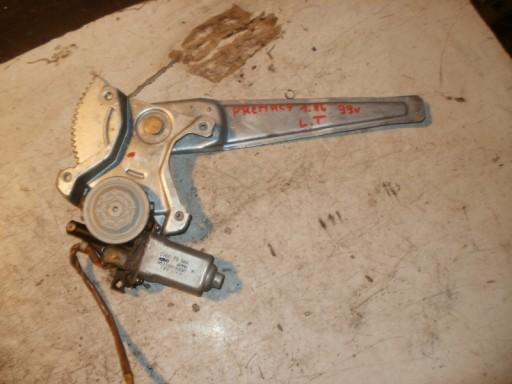 Podnośnik szyby lewy tył Mazda Premacy 1.8b 99r