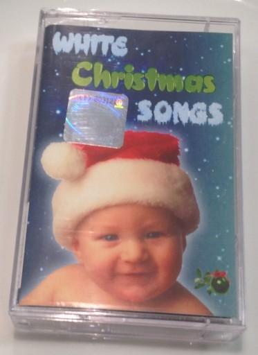 KOLĘDY - WHITE CHRISTMAS SONGS /KASETA AUDIO/