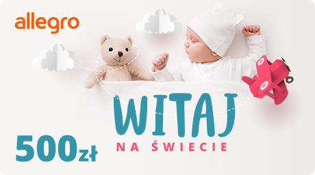 Karta Podarunkowa Narodziny Dziecka - 500 zł