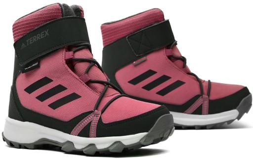 Dziecięce Buty Zimowe Adidas Terrex AC7965 r.32