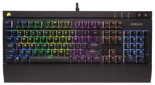 Klawiatura Corsair STRAFE RGB Cherry MX Brown