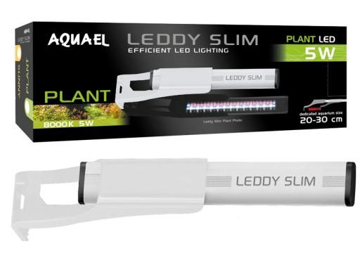 Aquael Leddy Slim Plant 5w Oświetlenie Do Akwarium