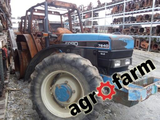 Czesci Uzywane Do Ciagnika Ford Bykow Allegro Pl