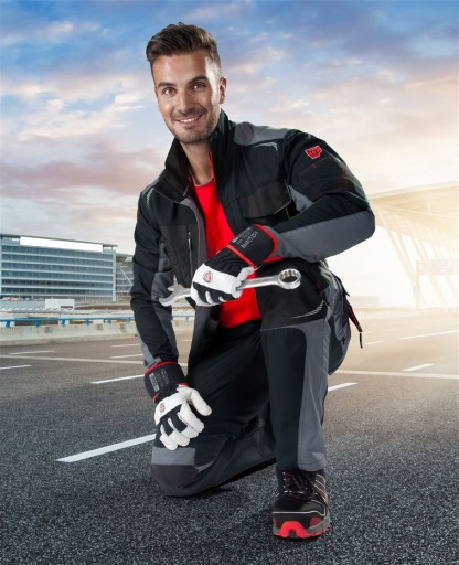 Ardon R8ED+ Profesjonalne Mocne Spodnie Robocze 60 9727708553 Odzież Męska Spodnie ED DCVTED-7
