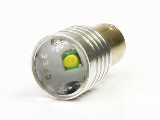 P21W CREE LED Ba15s R5W R10W żarówka STOP/POZ
