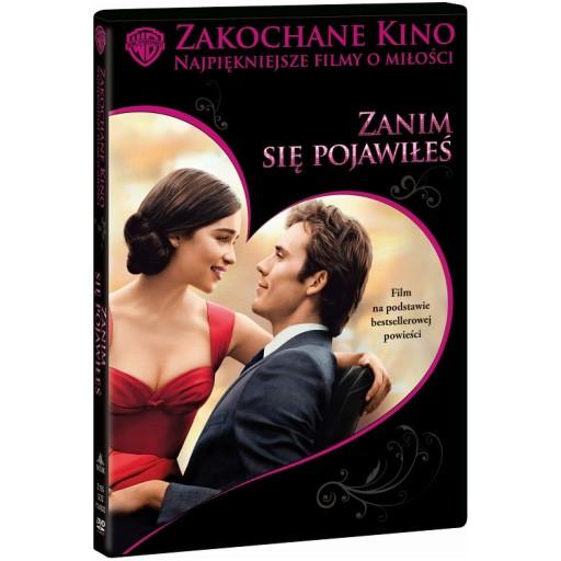 Zakochane Kino Zanim Sie Pojawiles Film Dvd 7126711224 Allegro Pl