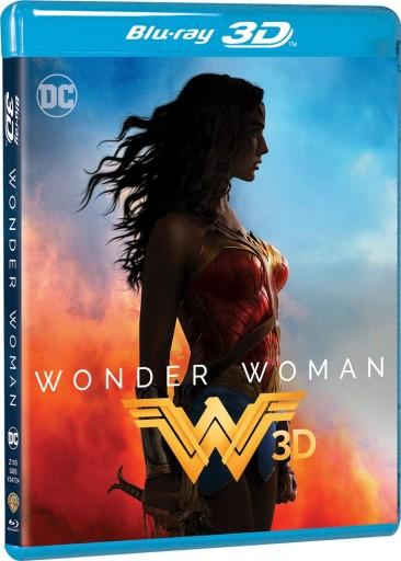 Wonder Woman 3D [2xBlu-ray]
