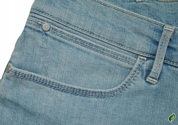WRANGLER spodnie high waist bootcut TINA W28 L34 7561885633 Odzież Damska Jeansy UN KGCHUN-9