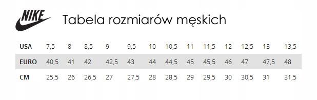 NIKE AIR FLIGHT 89 ROZMIAR 43 BUTY MĘSKIE BIAŁE 9785042771 Buty Męskie Sportowe FO UFSZFO-9