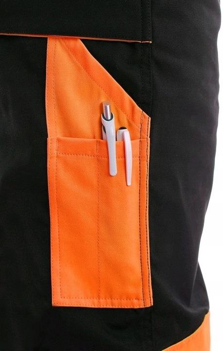 SPODNIE ROBOCZE DO PASA CXS SIRIUS BRIGHTON r. 58 9570334515 Odzież Męska Spodnie XS FATUXS-8